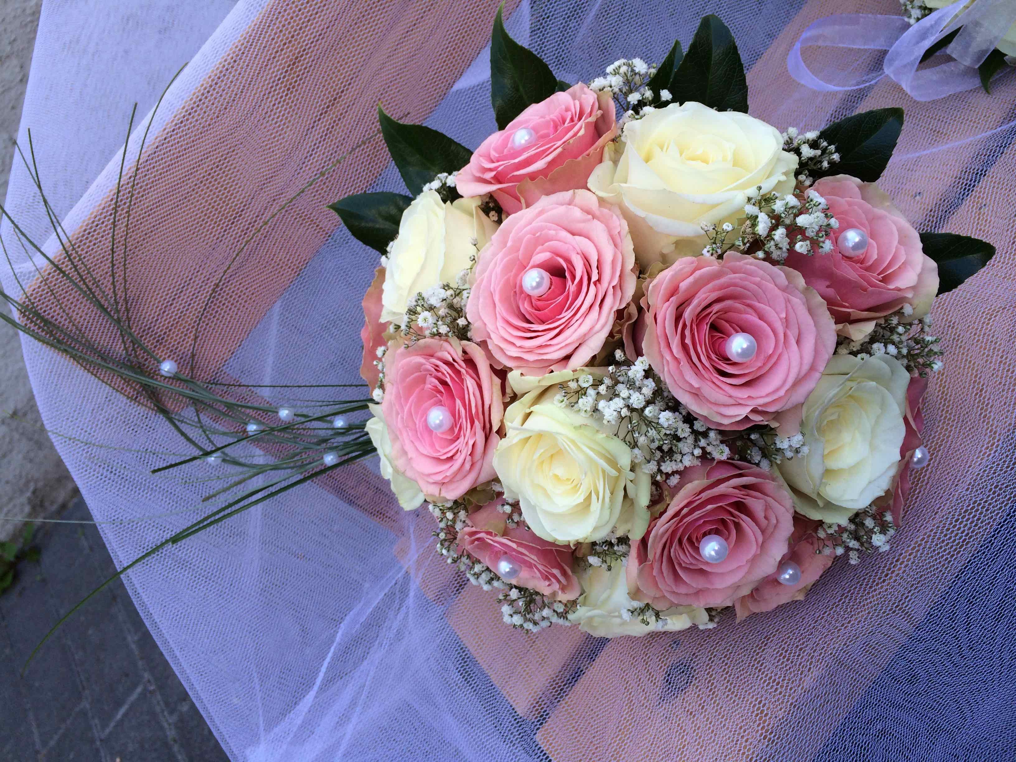 Hochzeitsstrauss Missi Blumen
